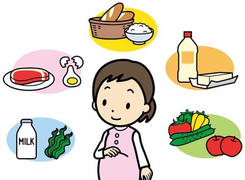 栄養素のバランス