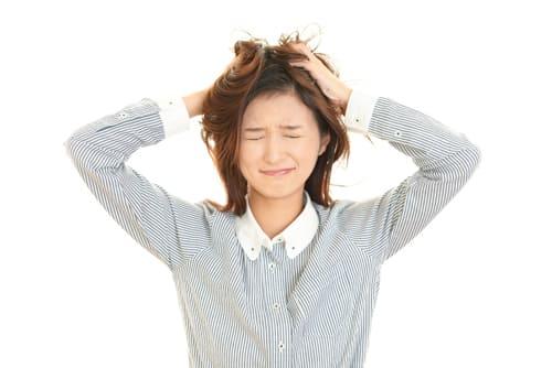 妊活中にストレスを溜めこんでしまう女性
